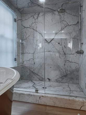 Bathroom Wall Marble Cladding Pvc Marble Sheet