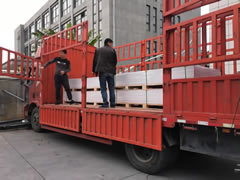 LCL goods truck transportation