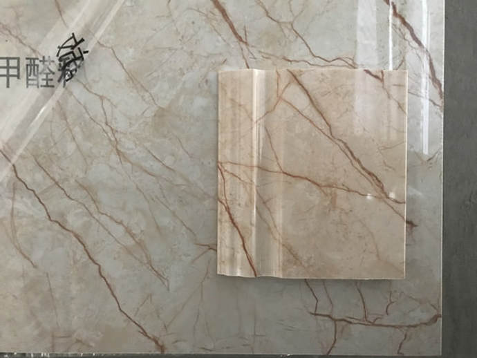 PVC marble sheet and marble profiel color 2