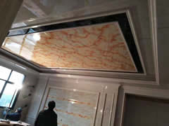 PVC Marble panel for ceiling 2a