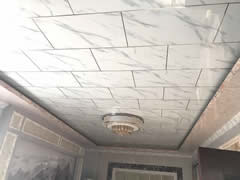 PVC Marble panel for ceiling 3a